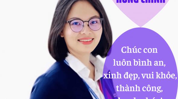 Sinh nhật VŨ THỊ HỒNG CHINH